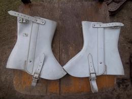 Guetron Blanc - Equipment