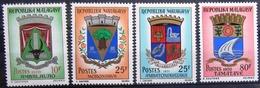 MADAGASCAR                   N° 437A/439A                 NEUF** - Madagaskar (1960-...)