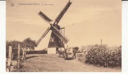 Carte   MOULIN - Oostduinkerke
