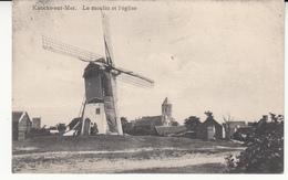 Carte   MOULIN - Knokke