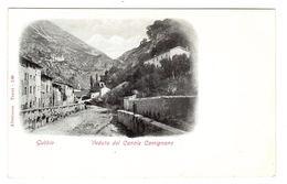 GUBBIO - Veduta Del Canale Camignano - Ed. Alterocca Terni - 159 - Italy