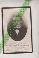 Charles Louis Hugelier-Depraetere, Ceurne 1857, Harelbeke 1929 - Overlijden