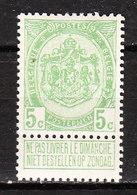 83*  Armoiries - Bonne Valeur - MH* - LOOK!!!! - 1893-1907 Coat Of Arms