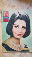 VINTAGE 1963 YUGOSLAVIA FILM MOVIE MAGAZINE NEWSPAPERS Sophia LorenROCK HUDSON ELIZABETH TAYLOR Tomas Milian - Livres, BD, Revues