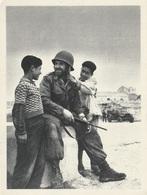 CP Guerre Algérie Les Enfants Musulman Reprennent Confiance - Guerres - Autres