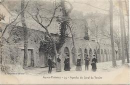 AIX EN PROVENCE Aqueduc Du Canal Du Verdon - Aix En Provence