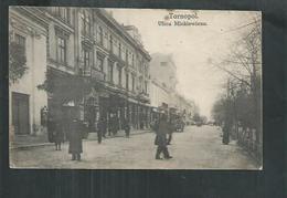 Ukraine-Pologne ; Tarnopol ,Ulica Mickiewicza - Ukraine