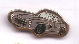L80 Pin's Auto Car MERCEDES GRISE Achat Immédiat - Mercedes