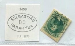 BRAZIL DOM PEDRO S. SEBASTIAO DO PARAHYBA CANCEL BRASIL   35333 081119 - Brasilien