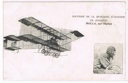 JEMAPPES Souvenir De La Quinzaine D'Aviation De - Mons