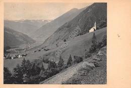 Cartolina Sondalo Panorama 1943 - Sondrio