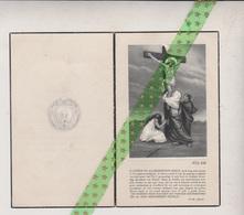 Valerie De Cubber-Rokegem Sint-Martens-Lierde 1876, Sint-Maria-Lierde 1957 - Overlijden