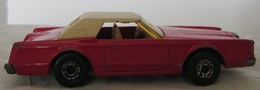 Voiture Matchbox N° 28 Lincoln Continental 1979 Lesney Made In England Longueur 7,5 Cm - Lesney