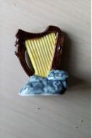Fève Harpe - Instruments De Musique Bretons - 2000 - Région