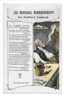 Les Nouveaux Commandements Du Parfait Fumeur    -  L 1 - Filosofia & Pensatori