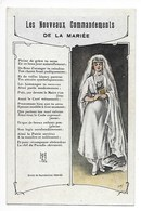 Les Nouveaux Commandements De La Mariée    -  L 1 - Philosophie & Pensées