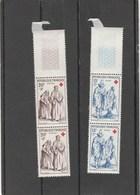 1140 à 1141  ** Les Timbres Sont ** Bord De Feuille Avec Défaut (collé Dans Cahier) Cote 22€ - Ungebraucht