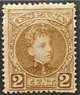 SPAIN 1901/05 - MNH - Sc# 272 - 2c - 1889-1931 Königreich: Alphonse XIII.