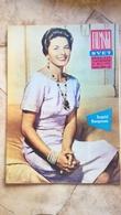 VINTAGE 1962 YUGOSLAVIA FILM MOVIE MAGAZINE NEWSPAPERS Ingrid Bergman Warren Beatty BEBA LONCAR Barbara Payton - Livres, BD, Revues