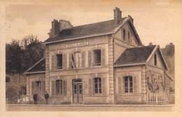60 - ORROUY GLAIGNES : La Gare ( SNCF ) CPA Village (1.955 Habitants) - Oise - Otros Municipios