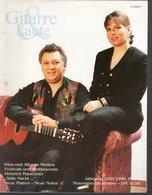 Revue De Musique -  Gitarre & Laute - N° 6 - 1996 - Irina Und Alfonso Montes - Musique