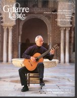Revue De Musique -  Gitarre & Laute - N° 4 - 1996 - John Williams - Musique