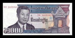 Camboya Cambodia 2000 Riels 1992 Pick 40 SC UNC - Cambodia