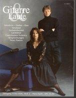 Revue De Musique -  Gitarre & Laute - N° 2 - 1996 - Amadeus - Musique