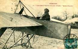 NARBONNE   = L' Aviateur Védrine Sur Son Appareil ... 1294 - Narbonne