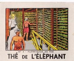 THE DE L'ELEPHANT / FLETRISSAGE DU THE N°3 - Thé & Café