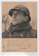 Tract -  J. De Lattre - Colmar 9 Février 1945 - La Première Armée Française De L ' Ile D 'Elbe Au Rhin - (15 X 10,5 - Mi - Documenten