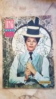 VINTAGE 1963 YUGOSLAVIA FILM MOVIE MAGAZINE NEWSPAPERS AVA GARDNER Rita Hayworth PAUL NEWMAN - Livres, BD, Revues