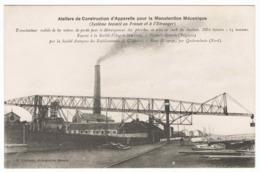 BLANC-MISSERON / QUIEVRECHAIN Ateliers De Construction D'Appareils Pour La Manutention Mécanique - Quievrechain