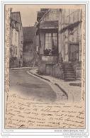 45)  CHATILLON Sur LOIRE (Loiret)  RUE HAUTE  - (oblitération De 1903) - Chatillon Sur Loire