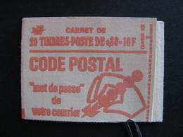 Carnet 1816 C5 . Numéro En Marge. Neuf XX. - Usage Courant
