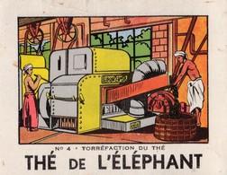 THE DE L'ELEPHANT / TORREFACTION DU THE N°4 - Thé & Café