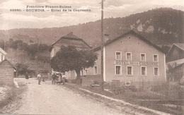 Goumois Hotel De La Couronne Douane Française Editions CLB Besançon - France