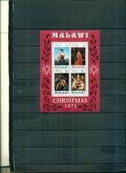 MALAWI NOEL 71 1 BF NEUF A PARTIR DE 0.75 EUROS - Malawi (1964-...)