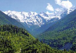 1 AK Georgien * Svanetien Landschaft In Dieser Historischen Region Im Kaukasus * - Georgien