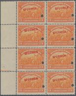 Thematik: Landwirtschaft / Agriculture: 1920, HAITI: Definitive Peace Issue 3c. Orange 'Agriculture' - Landwirtschaft
