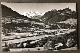 Reichenbach Und Scharnachtal/ Photo Gyger Adelboden - BE Berne