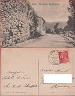 Bettona (PG). Mura Urbiche Etrusco-Romane. Viaggiata 1953 - Italia