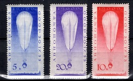 Russie Poste Aérienne YT N° 38/40 Neufs *. B/TB. A Saisir! - 1923-1991 URSS