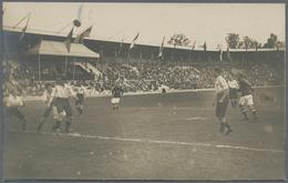 """Thematik: Olympische Spiele / Olympic Games: 1912, Schweden Für Stockholm '12. SST """"Stockholm Stadio - Olympische Spiele"""