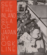 "Thematik: Olympische Spiele / Olympic Games: 1940, XII Tokyo Olympic Summer Games: ""XII OLYMPIAD / T - Olympische Spiele"