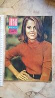 VINTAGE 1963 YUGOSLAVIA FILM MOVIE MAGAZINE NEWSPAPERS Jane Fonda ELVIS PRESLEY ELIZABETH TAYLOR Warren Beatty, - Livres, BD, Revues