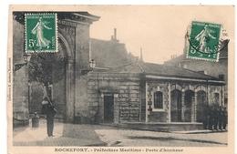 Cpa 17 Rochefort Préfecture Maritime - Rochefort