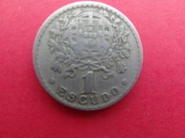 Portugal 1 Escudo  1927  Km 578 - Portugal