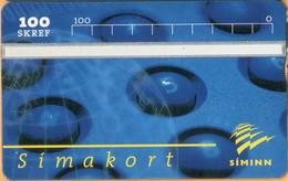 Iceland - ICE-D-20, L&G, Siminn Call Center, 100 U, 15,000ex, 1998, Mint - Islandia