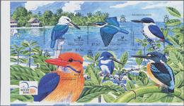 Thematik: Tiere-Vögel / Animals-birds: 2004, SOLOMON ISLANDS: BirdLife International (World Bird Fes - Vögel